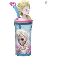 Disney Frozen 3D Figurine Tumbler - Colour: FROZEN