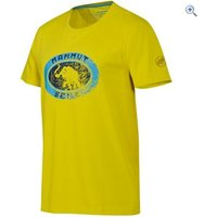 Mammut Mens Seile T-Shirt - Size: XL - Colour: SALAMANDER