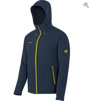 Mammut Polar Hooded Mens Midlayer Jacket - Size: XXL - Colour: DARK SPACE