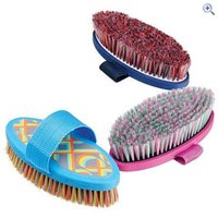 Cottage Craft DM Small Body Brush - Colour: MULTI