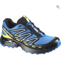 Salomon Wings Flyte Trail Running Shoe - Size: 7 - Colour: Blue / Black