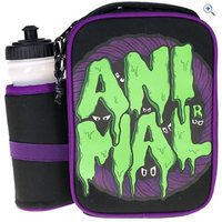 Animal Hops Lunchbag - Colour: Black