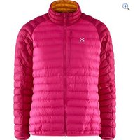 Haglfs Womens Essens Mimic Jacket - Size: M - Colour: COSMIC-VOLCANIC
