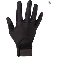 Noble Outfitters Perfect Fit Gloves - Size: 6 - Colour: Black