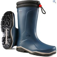 Dunlop Blizzard Winter Boots - Size: 47 - Colour: Blue