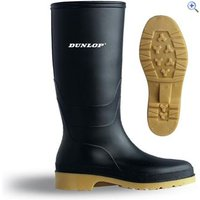 Dunlop Ladies Wellington Boots - Size: 37 - Colour: Black