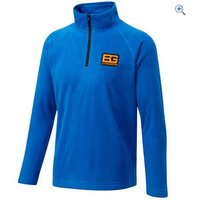 Bear Grylls by Craghoppers Bear Kids Core Microfleece - Size: 5-6 - Colour: EXTREME BLUE