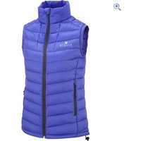 Hi Gear Womens Packlite Down Gilet - Size: 6 - Colour: Cornflower