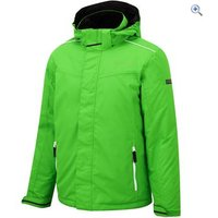 Dare2b Provider Waterproof Insulated Kids Jacket - Size: 34 - Colour: FAIRWAY GREEN