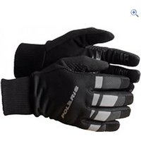 Polaris Kids Mini Attack Cycling Gloves - Size: XL - Colour: Black