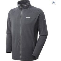 Craghoppers Kiwi Interactive Microfleece Jacket - Size: M - Colour: Black Pepper