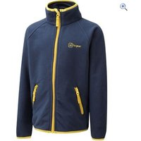 Hi Gear Ashworth Childrens Fleece - Size: 5-6 - Colour: Blue