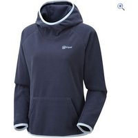 Hi Gear Eldora Womens Fleece Hoody - Size: 22 - Colour: NAVY-SKY