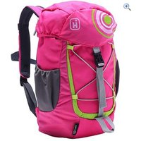 Hi Gear Little Trail Kids Daypack - Colour: Pink