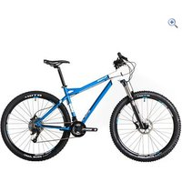 Calibre Gauntlet 650B Mountain Bike - Size: 16 - Colour: Blue-White