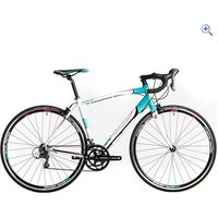 Calibre Loxley Ladies Road Bike - Size: 54 - Colour: WHITE-PINK