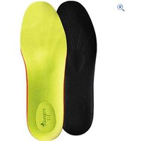 Grangers G10 Memory+ Insoles - Size: 46 - Colour: Green