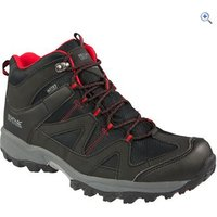 Regatta Gatlin Mid Mens Walking Boot - Size: 10 - Colour: Black-Pepper