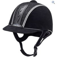 Harry Hall Legend Cosmos Junior Riding Hat - PAS015 - Size: 63-4 - Colour: Black