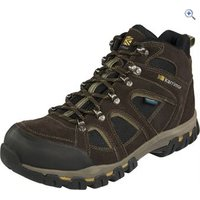 Karrimor Bodmin Mid IV Weathertite Mens Walking Boots - Size: 9.5 - Colour: Dark Earth Brown