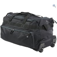 Hi Gear Traveller 100 Wheeled Holdall - Colour: Black