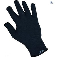 Rab Stretch Knit Gloves - Size: M - Colour: Black