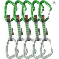 Mammut Crag Indicator Wire 5-pack (10cm) - Colour: Green