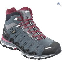 Meindl X-SO 70 Lady Mid GTX - Size: 4 - Colour: Bordeaux Red