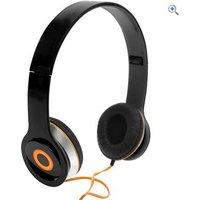Boyz Toys Sonar Deluxe Headphones - Colour: Black