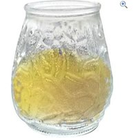 Boyz Toys Frosted Coloured Jar Candle