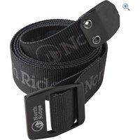 North Ridge Mens North Ridge Belt - Size: M-L - Colour: Black