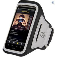 Scosche soundKASE Ultra-light Sport Armband - Colour: Black / Grey