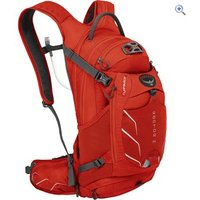 Osprey Raptor 14 Daypack (with Hydration System) - Colour: Red
