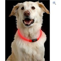 Nite Ize Nitehowl LED Safety Necklace - Colour: Red