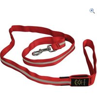 Nite Ize Nite Dawg - LED Pet Leash - Colour: Red