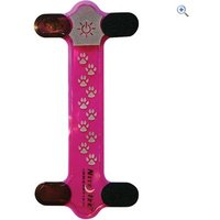Nite Ize Dawg LED Collar Cover (Pink) - Colour: Purple