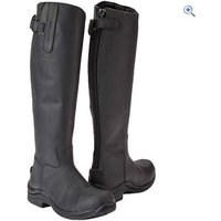 Toggi Calgary Yard Boot - Size: 40 - Colour: Black