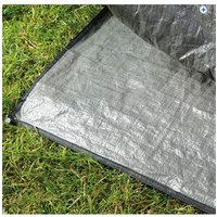 Outwell Aspen 500 Tent Footprint - Colour: Grey