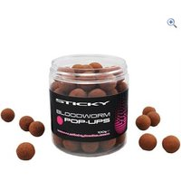 Sticky Baits Bloodworm Pop-Ups (12mm)