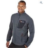 Berghaus Mens Deception Fleece Jacket - Size: XL - Colour: Grey