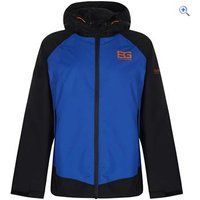 Bear Grylls by Craghoppers Bear Kids Core Waterproof Jacket - Size: 5-6 - Colour: EXTREME BLUE