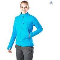 Berghaus Womens Roseg Fleece Jacket - Size: 12 - Colour: BLUE SPLASH