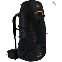 Lowe Alpine Manaslu 65:75 Rucksack - Colour: Black