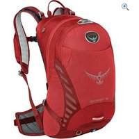 Osprey Escapist 18 (M-L) - Colour: CAYENNE RED
