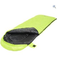 Freedom Trail Ranger Kids Sleeping Bag - Colour: Lime