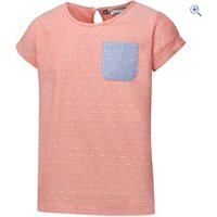 Hi Gear Girls Cotton Shirt - Size: 32 - Colour: Coral Pink