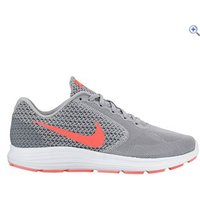 Nike Revolution 3 Womens Running Shoes - Size: 5 - Colour: Grey