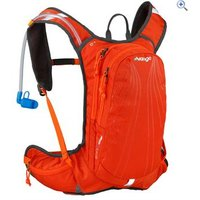 Vango Swift 10 Hydration Pack - Colour: Flame Red