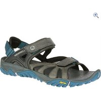 Merrell Mens All Out Blaze Sieve Convertible Sandal - Size: 10 - Colour: Grey