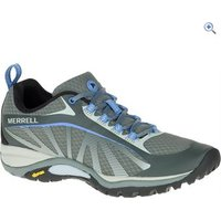 Merrell Siren Edge Womens Hiking Shoes - Size: 4 - Colour: Grey